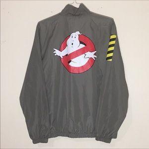 VTG Ghostbusters Windbreaker